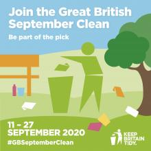 Great British September Clean 2020