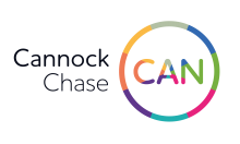 Cannock Chase Can logo