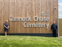 Cannock Chase Cemetery