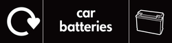 car batteries icon