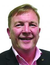 Photograph of Councillor Tony Johnson