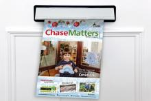 Chase Matters - posted through your letter box image