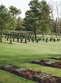 Commonwealth War Graves and German Cemetery