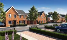 Hawks Green housing development