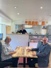 Hednesford Park Cafe