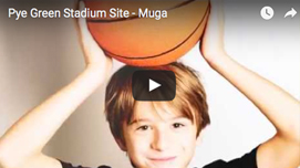 Pye Green Stadium Site - Muga