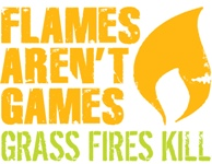 flames aren't games flame poster