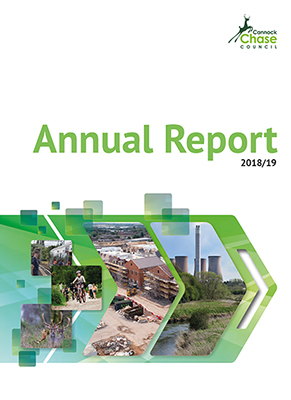 Annual Report Logo