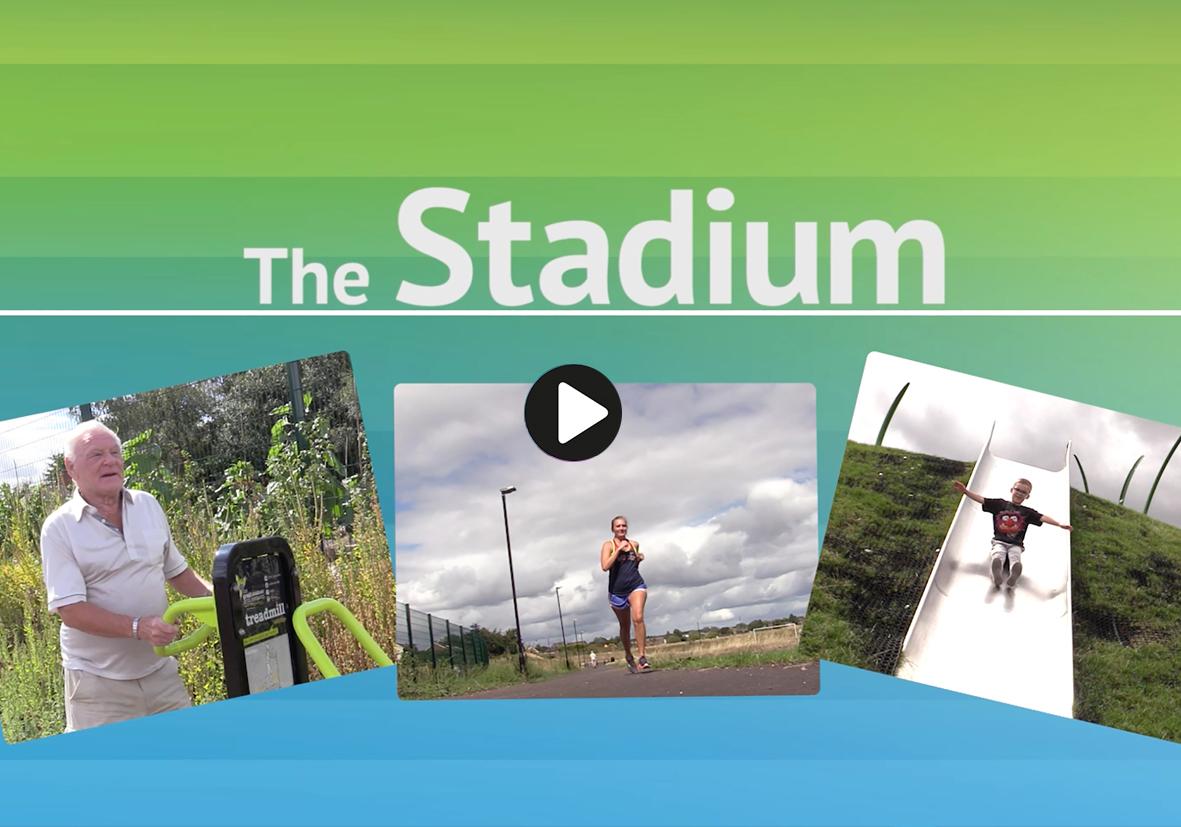 UPDATE: Cannock Stadium Site