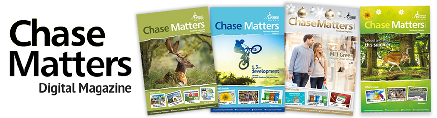 Chase Matters covers