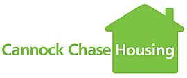 Cannock chase housing logo