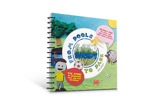 From Pools to Park and Play book