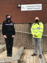 Police and Council Covid Support Team