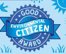 Good Citizen award logo