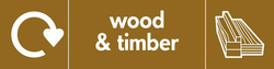 wood and timber icon